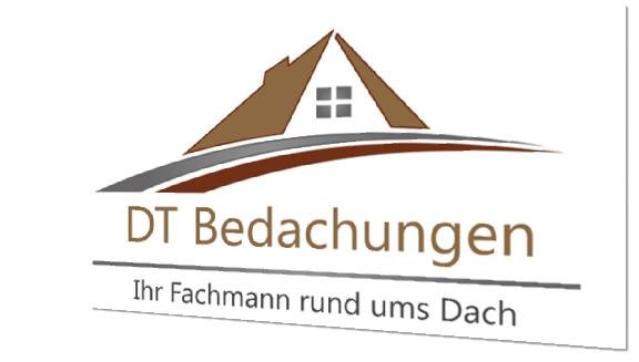 DTBedachungen - Logo